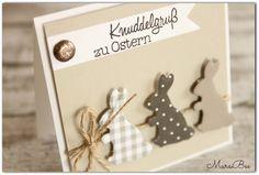 card critters bunny bunnies easter MaraBee´s Welt: Ostern mit Kulricke