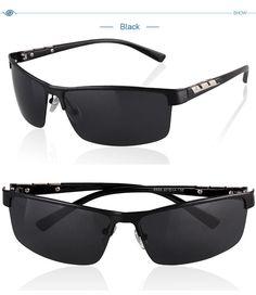 b06ee7c7d1 Lentes Moda 2016 Men Polarized Sunglasses High Quality Outdoor Sport  Rimless Envió Gratis! Free Shipping!  ipagutiendaenlinea