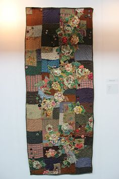 Textile Treasure Seeker: 'Thread and Thrift'