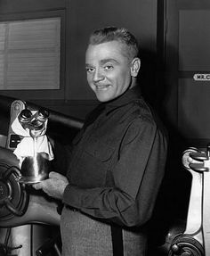 """James Cagney """"The West Point Story"""" 1950 Warner"""