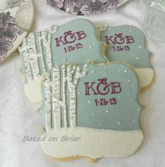 winter Wedding Favors | Flickr - Photo Sharing!