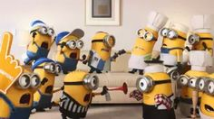 minions soccer - YouTube