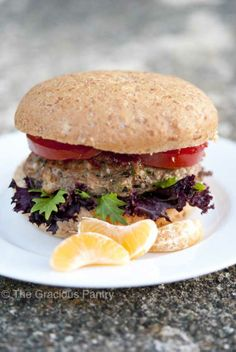 Clean Eating Asian Style Portobello Mushroom Turkey Burgers - Enjoy this recipe and For great motivation, health and fitness tips, check us out at: www.betterbodyfitnessbootcamps.com Follow us on Facebook at: www.facebook.com/betterbodyfitnessbootcamps