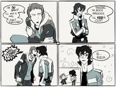 Currently in Voltron Hell : Photo