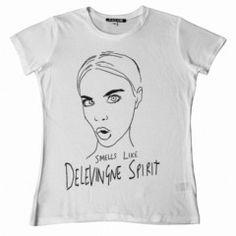 Delevingne Spirit Shirt $40