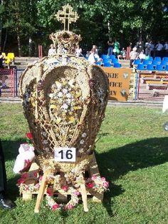 Dożynki wojewódzkie 2011 - wszystkie korony żniwne - nto.pl Pagan, Harvest, Diy, Bricolage, Do It Yourself, Homemade, Diys, Crafting