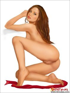 Angelina Cartoon Porn - Sinful Comics