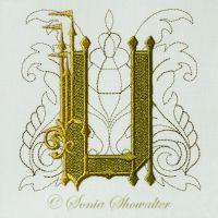 The Citadel Alphabet- U