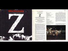 Z (1969) - Mikis Theodorakis [original soundtrack] - YouTube