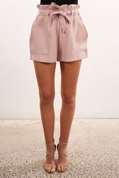 Sleeping B Short Pink