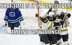 Twitter / jasoncotts: Haha. Sorry Vancouver fans. ...