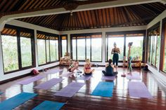 From an all-in-one yoga center to one with 360° forest views, here are my top 3 most inspiring yoga studios in Ubud: