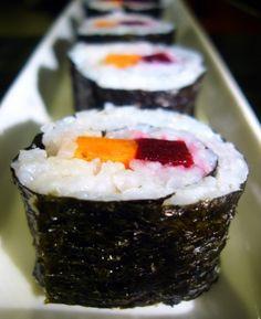 Receta de Sushi fácil para principiantes 2
