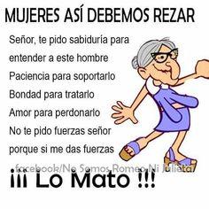 Funny Spanish Jokes, Spanish Humor, Spanish Quotes, Funny Jokes, 9gag Funny, Memes Humor, Hug Quotes, Motivational Quotes, Life Quotes