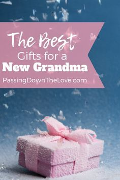 Find the perfect gift for the new Grandma. Here are gift ideas to get you started. Special gifts for a special Grandma. Find the perfect gift for the new Grandma. Here are gift ideas to get you started. Special gifts for a special Grandma. Gifts For New Grandma, Birthday Gifts For Grandma, Grandmother Gifts, Gifts For New Parents, Grandmothers, First Time Grandparents, First Time Grandma, First Mothers Day, Christmas Gift Guide