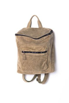 St. Germaine Leather Backpack | A-thread