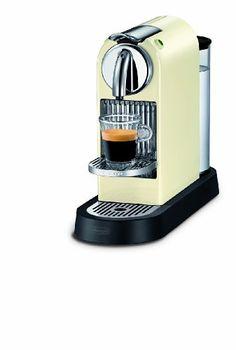 Ideal DeLonghi EN CW Nespresso Citiz Kapselmaschine DeLonghi http amazon