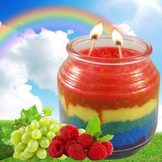 Free Recipe Rainbow Candle Recipe using our Fragrance of the Month #naturesgarden #fragranceoils #fragrancefun #fragranceofthemonth #candlemaking #rainbows #candles #diy #freerecipe #granualatedcandle #crafttime #ngscents #linkinbio Homemade Candles, Candlemaking, How To Make Homemade, Recipe Using, Free Food, Birthday Candles, Fragrance, Create, Rainbows