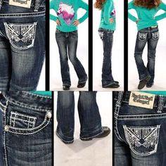 Rock N Roll Lil' Cowboy BB Gun Ivory V Jeans BB-2200 | Kaysens ...