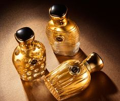 Moresque Parfum's Gold Collection is all forms of majestic!   #LatestCollection #TheGoldCollection #ParisGallery #MoresqueParfum #Majestic #FreshFragrances #NewYearNewFragrance