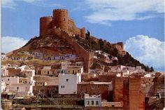 CASTLES OF SPAIN (2) - Alcazaba de Almeria, Spain