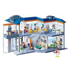 Buy Playmobil Hospital Online at johnlewis.com