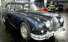 Jaguar MK2 3800 Litre Overdrive - 1962  DATA - Italian plates - Year: 1982 - Odometer reading: 6 600 km (after restoration) - Fuel: petrol - Engine: 3781 cc, 220 hp, 6-cylinder - Color: metallic blue - Condition and maintenance: restored - Transmission: manual  DESCRIPTION Wonderful Jaguar MK2 3800 Litre Overdrive from 1962 with maniacal restoration, engine, gearbox, suspension, body, new Koni shock absorbers. Not even a used bolt, Heritage Jaguar, concours condition. Metallic blue, 3781…