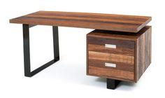 Soft Modern Desk