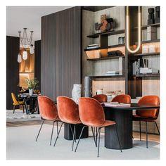 "Obumex on Instagram: ""Colorpop! Photo by @cafeine - Floor by @woodstoxxbe  #obumex #obumexinteriors #furniture"""