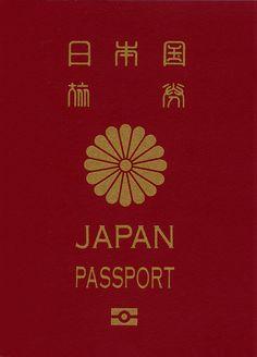 PASSPORT INDEX:Japan 世界中のパスポート一覧。なかなか興味深い!!