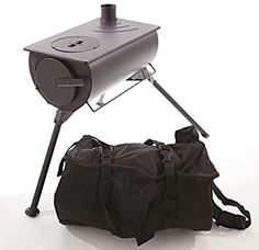 Outbacker Stove With Free Carry Bag: Amazon.co.uk: Sports & Outdoors