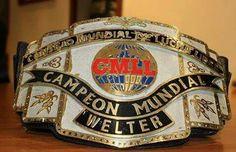 CMLL belt
