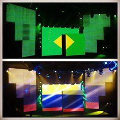 Digital scenography Bogotá