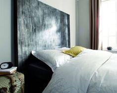 Têtes de lit: des idées pour un sommeil très déco