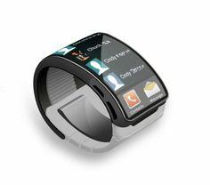 Samsung has finally released its smart watch. 'Samsung Galaxy Gear Smart Watch'