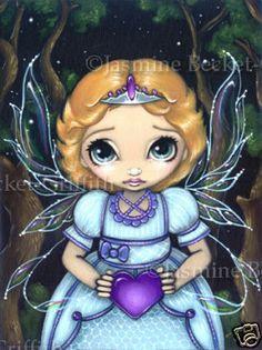 Purple Heart Princess fa...