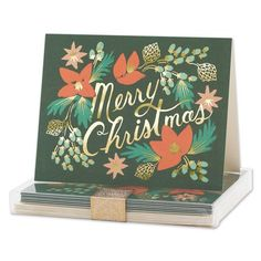Evergreen Christmas Box Set by Rifle Paper Co.