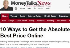 10 Ways to Get the Absolute Best #Price Online #comparison #shopping #financial