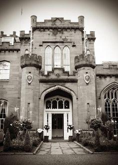 Drumtochty Castle - A fairytale wedding location