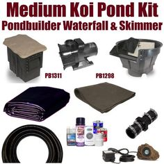 1000 images about garden water gardens ponds on for Koi pond pump installation