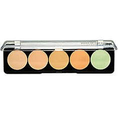 MAKE UP FOR EVER - 5 Camouflage Cream Palette
