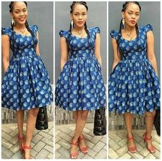 These are the most elegant ankara gown styles there are today, every lady who loves ankara gowns should see these ankara gown styles of 2019 Latest African Fashion Dresses, African Dresses For Women, African Print Dresses, African Print Fashion, African Attire, African Wear, African Prints, African Women, Ankara Fashion