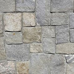 Portsmouth Granite New England Stone Veneer Square & Rectangular
