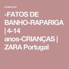 -FATOS DE BANHO-RAPARIGA   4-14 anos-CRIANÇAS   ZARA Portugal
