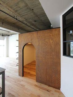 家づくり楽しむリノベーション – フィールドガレージ Kidsroom, Tiny House, Sweet Home, Room Decor, Wall Dividers, Inspiration, Furniture, Lofts, Room Ideas