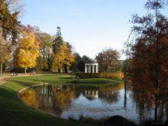 Le parc de l'Orangerie à Strasbourg - Strasbourg en automne - Vos bons coins en Alsace-Lorraine