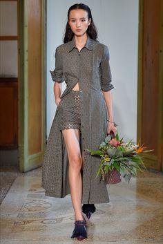 Sfilata Blumarine Milano - Collezioni Primavera Estate 2017 - Vogue