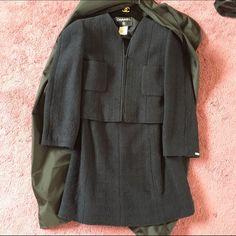 Chanel suit Jacket a