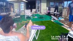 Beautiful Dronie video of San Diego and La Jolla