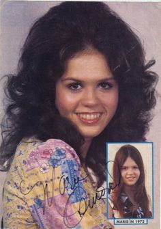 Marie Osmond 1970s | Marie Osmond